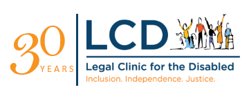 LCD – Legal Clinic for the Disabled